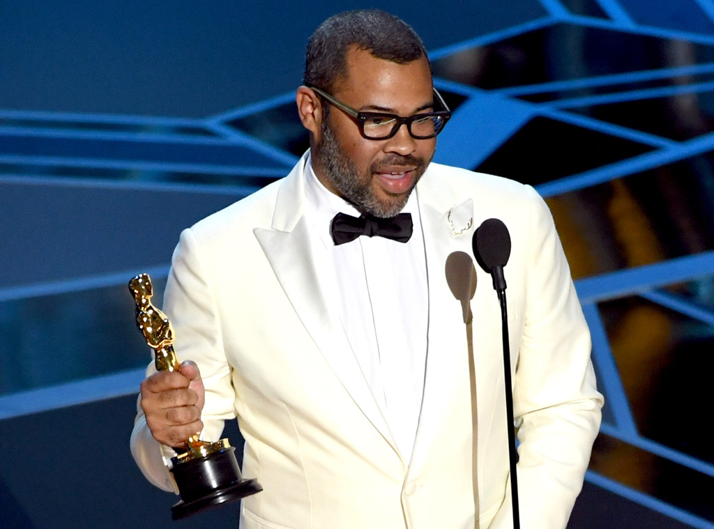 Best Screenplay, Jordan Peele, Get Out, 2018 Oscars, 2018, Winners