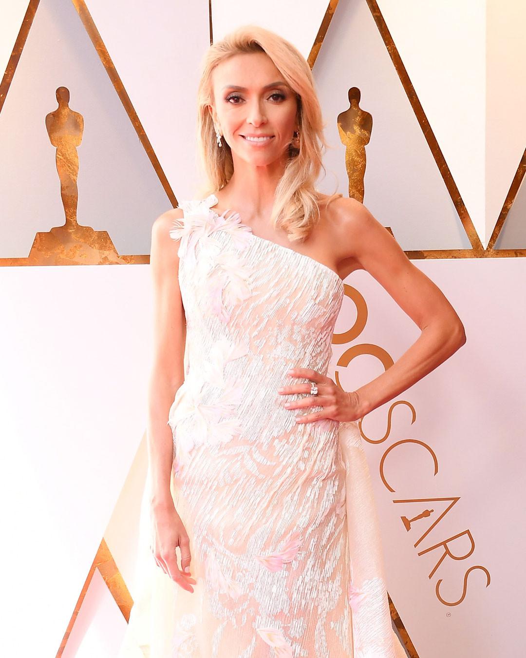 ESC: Giuliana Rancic, 2018 Oscars