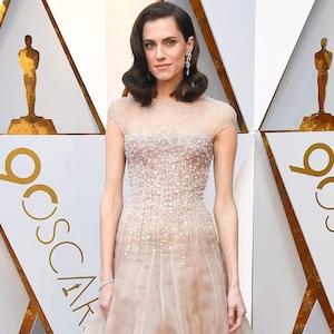 Allison Williams, 2018 Oscars, Red Carpet Fashions