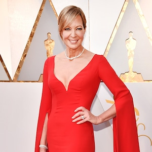 Allison Janney, 2018 Oscars, Red Carpet Fashions