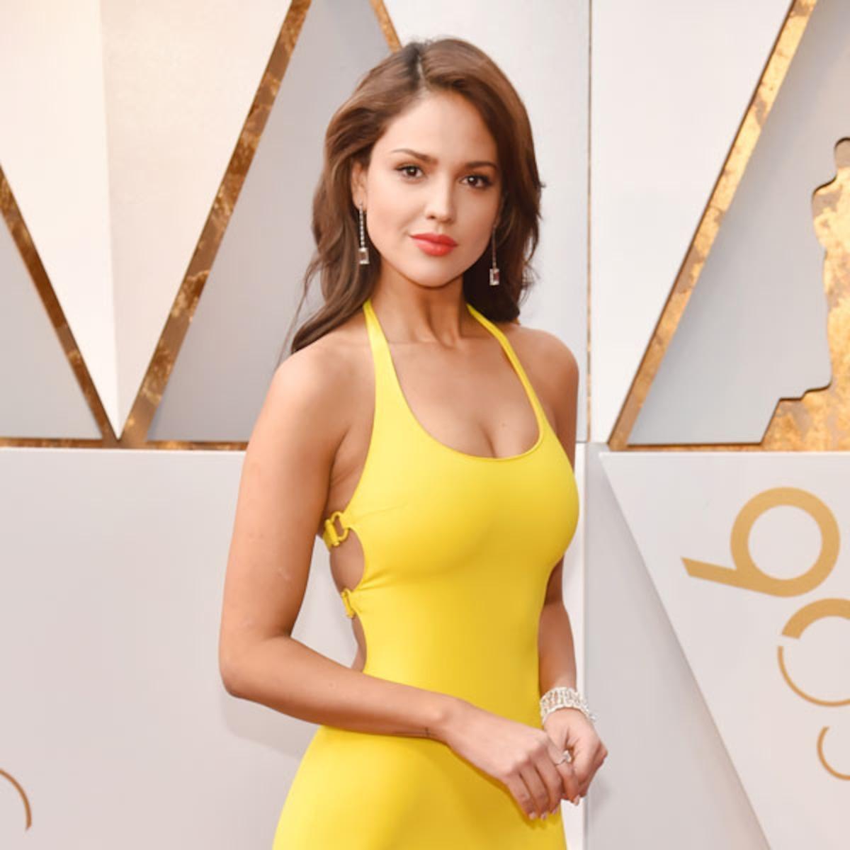 La Verdad Detrás Del Vestido Amarillo De Eiza González E News