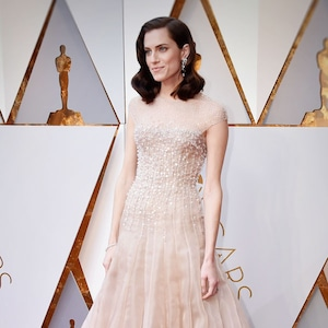 ESC: Allison Williams, Oscars 2018