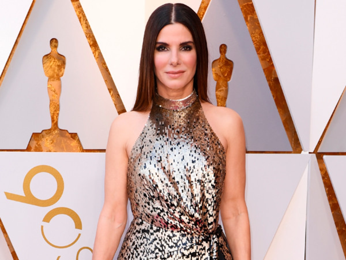 """Sandra Bullock Was """"Afraid"""" of Harvey Weinstein and """"Really Scared"""" for """"Brave"""" Accusers"""