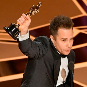 Sam Rockwell, Best Supporting Actor, 2018 Oscars, 2018, Winners, Actor In a Supporting Role
