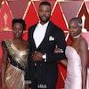Lupita Nyongo, Winston Duke, Danai Gurira, 2018 Oscars