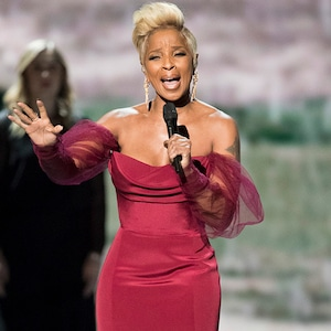 Mary J. Blige, 2018 Oscars, Show