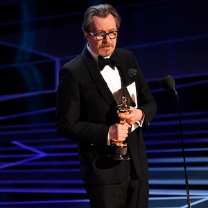 Actor in a Leading Role, Gary Oldman, 2018 Oscars, 2018, Winners