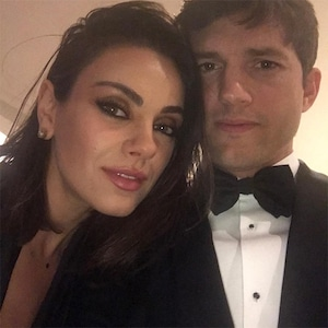 Mila Kunis, Ashton Kutcher, Post-Oscars 2018