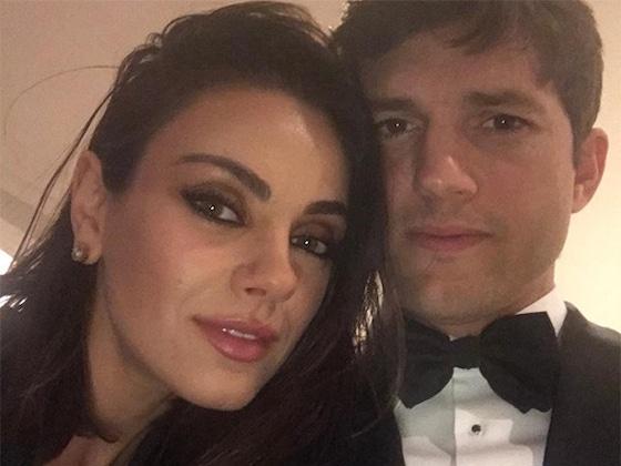 Ashton Kutcher et Mila Kunis répondent aux rumeurs des tabloïds de façon hilarante
