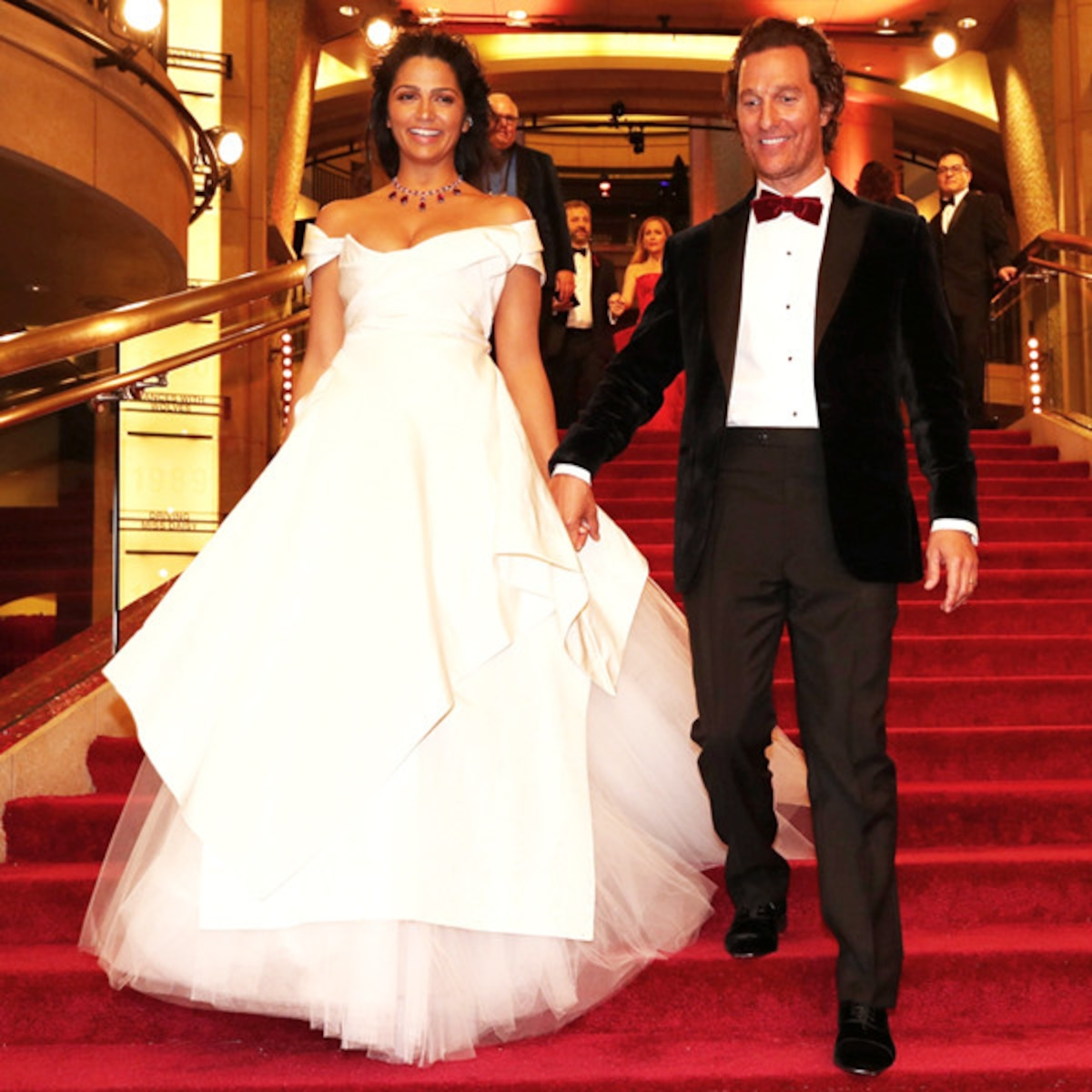 Matthew Mcconaughey And Camila Alves Love Story Is More Than