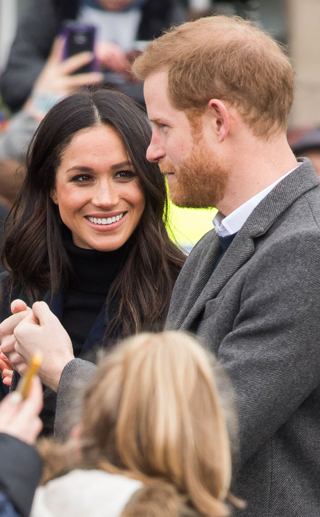 Meghan Markle's Dad Set to Meet Prince Harry for Her ...