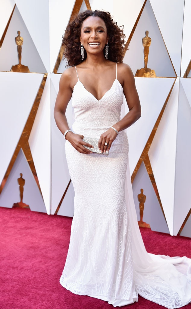 Janet Mock, 2018 Oscars, Red Carpet Fashions