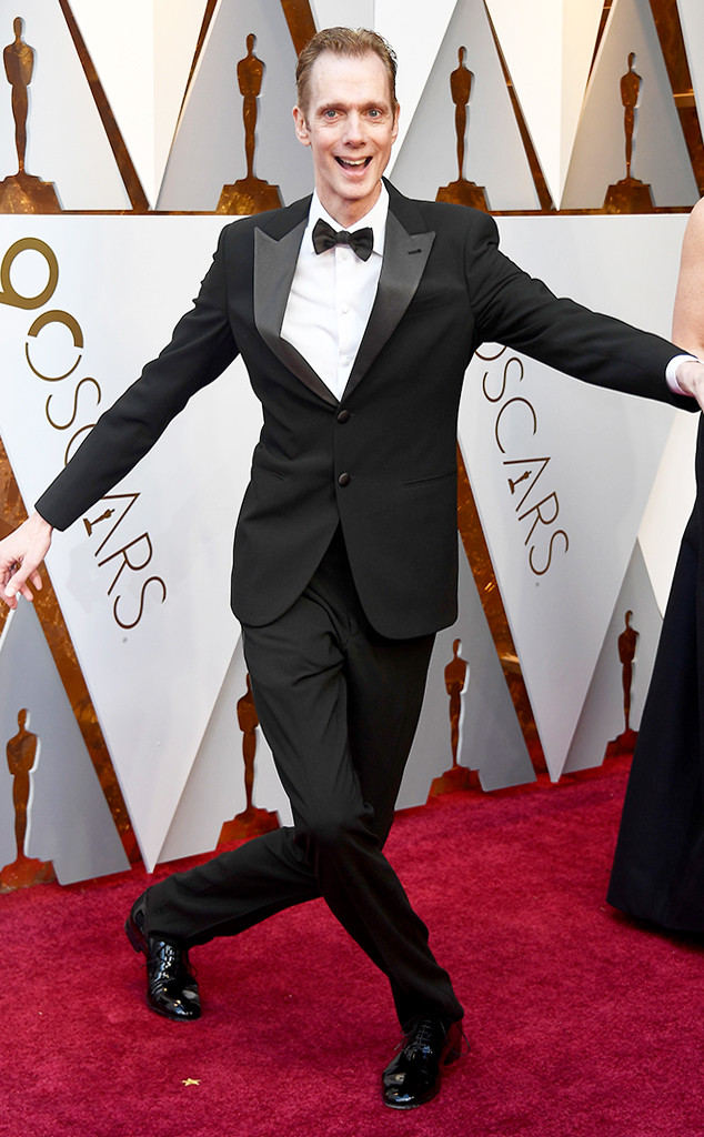 Doug Jones, 2018 Oscars, Red Carpet Fashions
