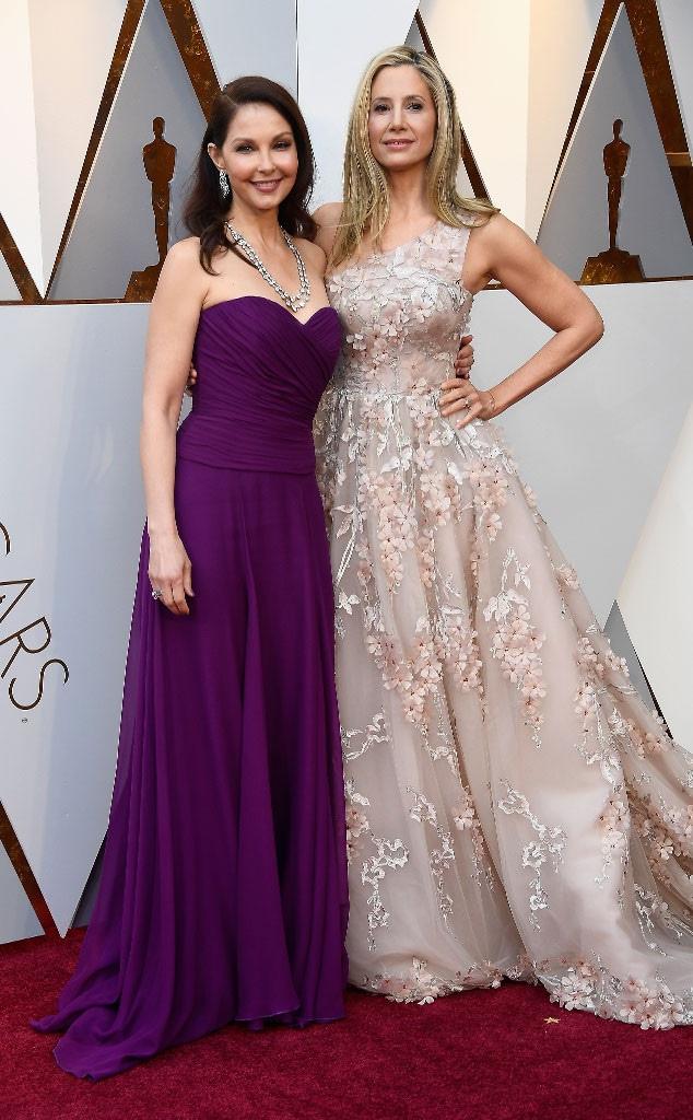 Ashley Judd, Mira Sorvino, 2018 Oscars