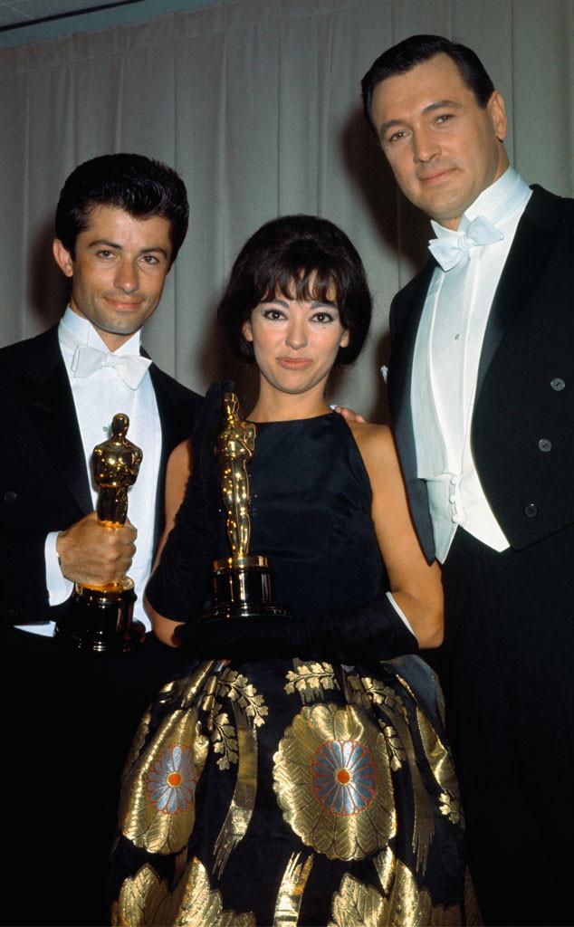 Rita Moreno, 1962 Oscars