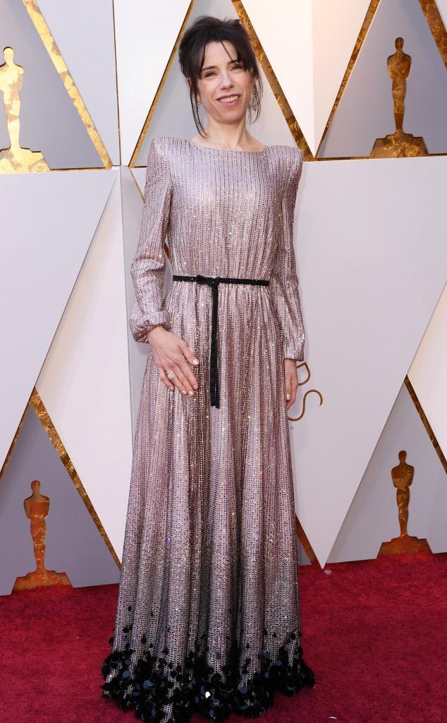 Sally Hawkins, 2018 Oscars, Red Carpet Fashions