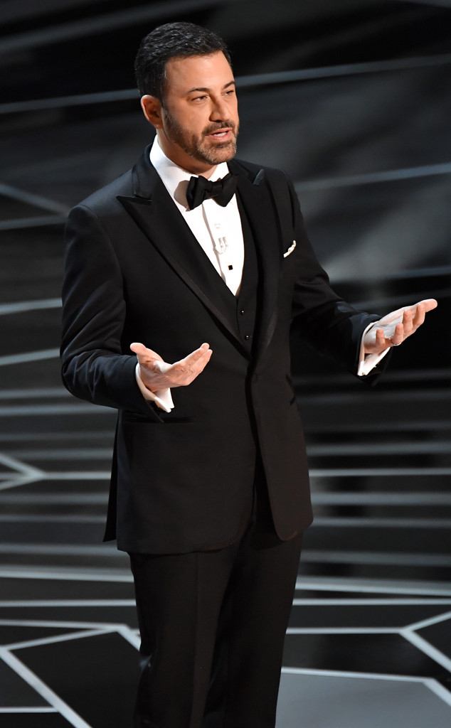 Jimmy Kimmel, 2018 Oscars, Show