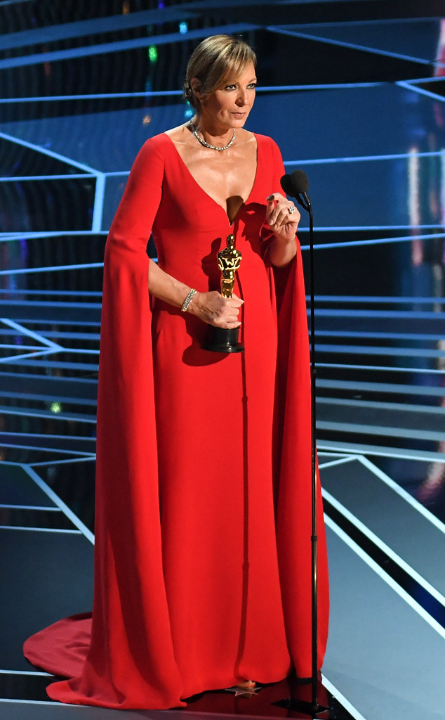 Best Actress in a Supporting Role, Allison Janney, I, Tonya, 2018 Oscars, 2018, Winners