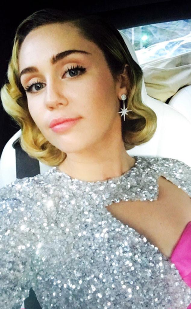 Miley Cyrus, 2018 Oscars