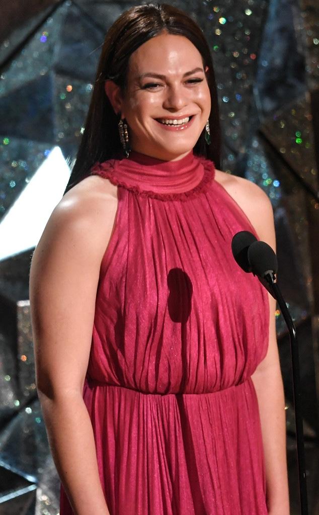 Daniela Vega, 2018 Oscars