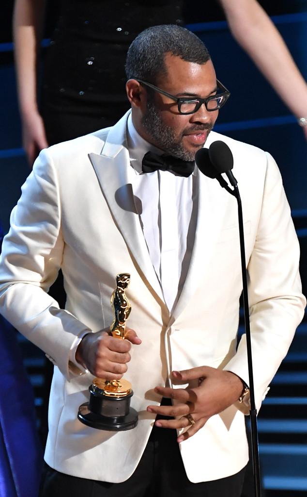Best Screenplay, Jordan Peele, Get Out, 2018 Oscars, 2018, Winners