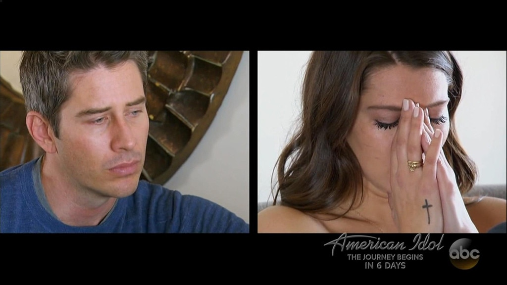 "Arie Luyendyk Jr.,  The Bachelor , Season 22 -  After proposing to Becca Kufrin on season 22 of  The Bachelor , Arie Luyendyk Jr. decided that he had ""a change of heart."" Arie shared with Becca that he wanted to reconcile with runner-up Lauren Burnham, to which she replied, ""Are you f--king kidding me?""  The duo's relationship came to an end on the emotional season finale, with Arie and Lauren later getting back together."