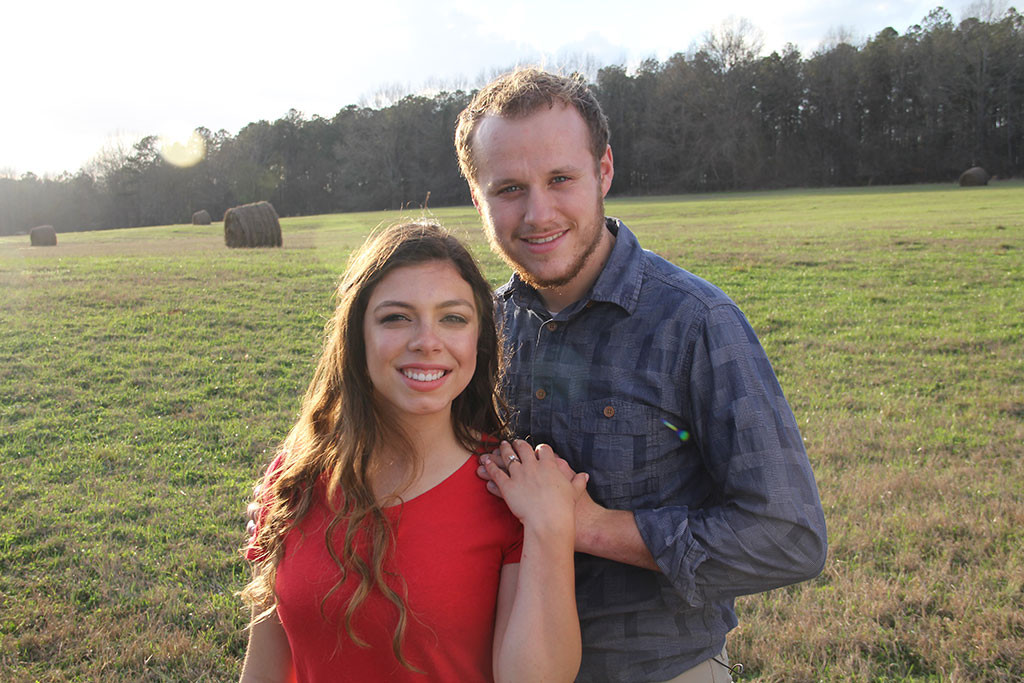 Josiah Duggar and Wife Lauren Expecting Baby 7 Months After Miscarriage