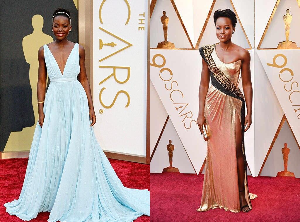 Lupita Nyong'o, First Oscars, Oscars, 2014, 2018