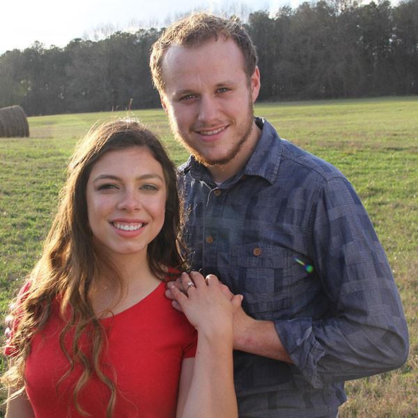 Josiah Duggar marries Lauren Swanson