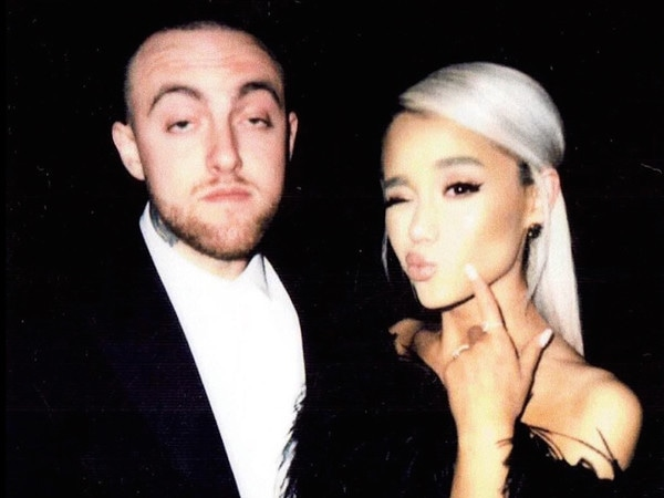 Ariana Grande Posts Tribute to Mac Miller Days After Pete Davidson Breakup