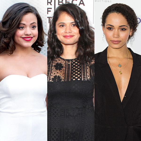Charmed Reboot, Madeleine Mantock, Melonie Diaz, Sarah Jeffrey