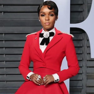 Janelle Monae, Vanity Fair Oscar Party 2018