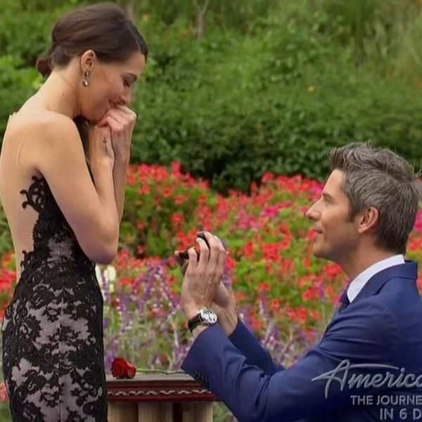 the crazy timeline of the bachelor s most shocking proposal breakup rh eonline com
