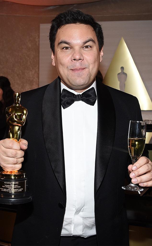 Robert Lopez, 2018 Oscars, Governors Ball