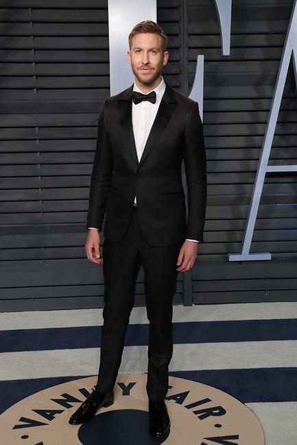 Calvin Harris, Vanity Fair Oscar Party 2018