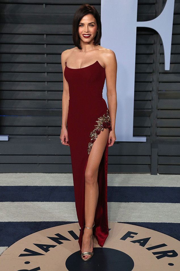 Jenna Dewan, Vanity Fair Oscar Party 2018