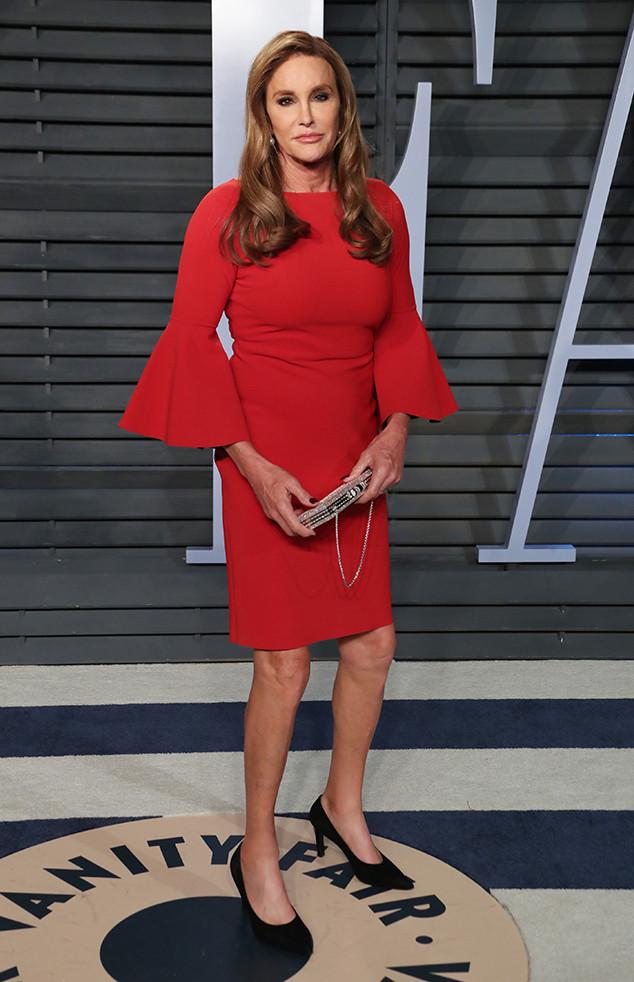 Caitlyn Jenner, Vanity Fair Oscar Party 2018