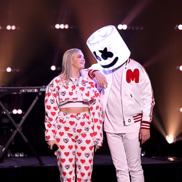Anne Marie Amp Marshmello From The Big Picture Today S Hot