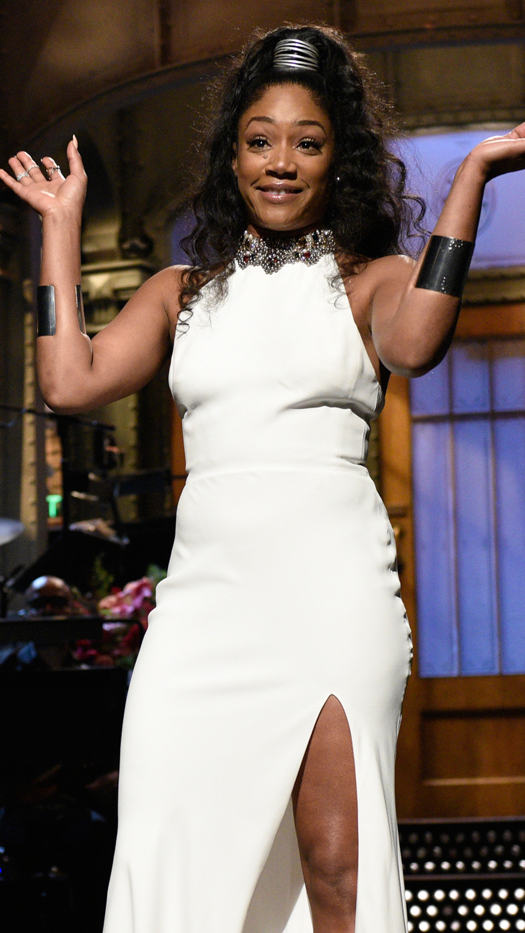 Tiffany Haddish, Saturday Night Live, SNL