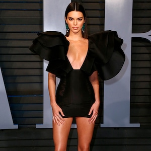 Kendall Jenner, Vanity Fair Oscar Party 2018
