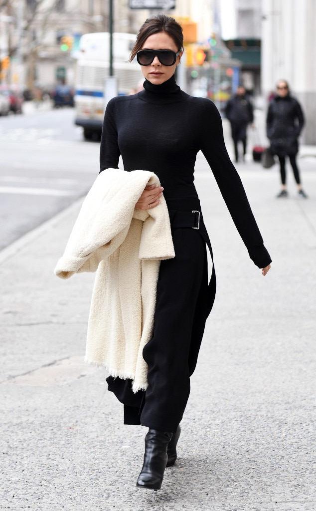 ESC: Victoria Beckham, Style Evolution 2017