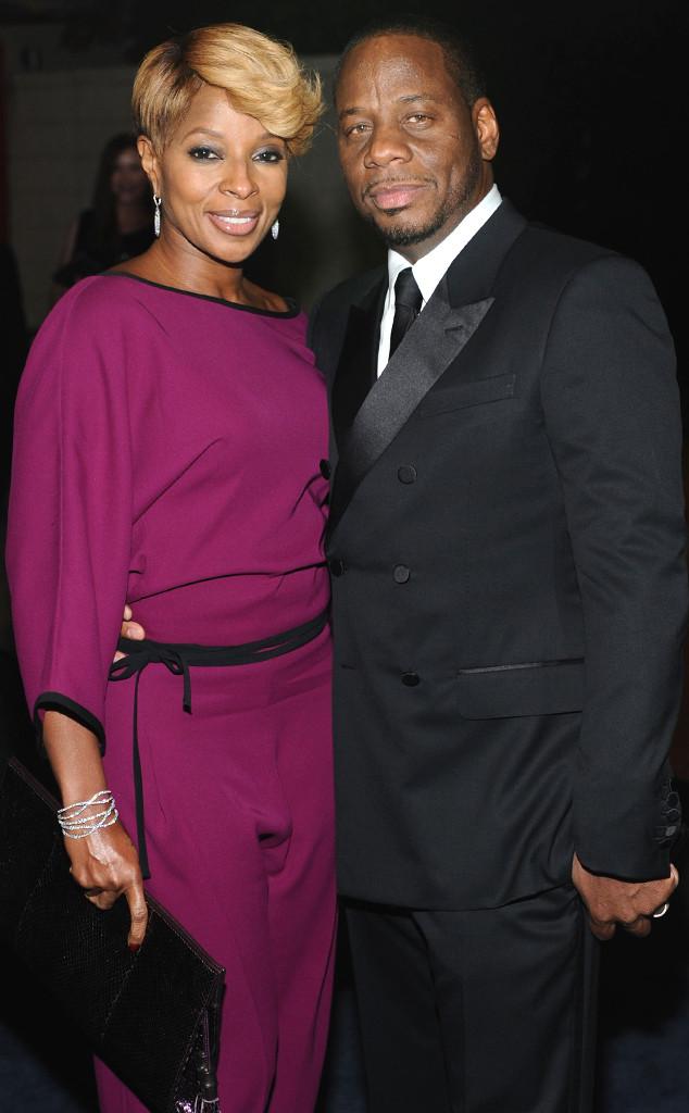 Mary J. Blige, Martin Kendu