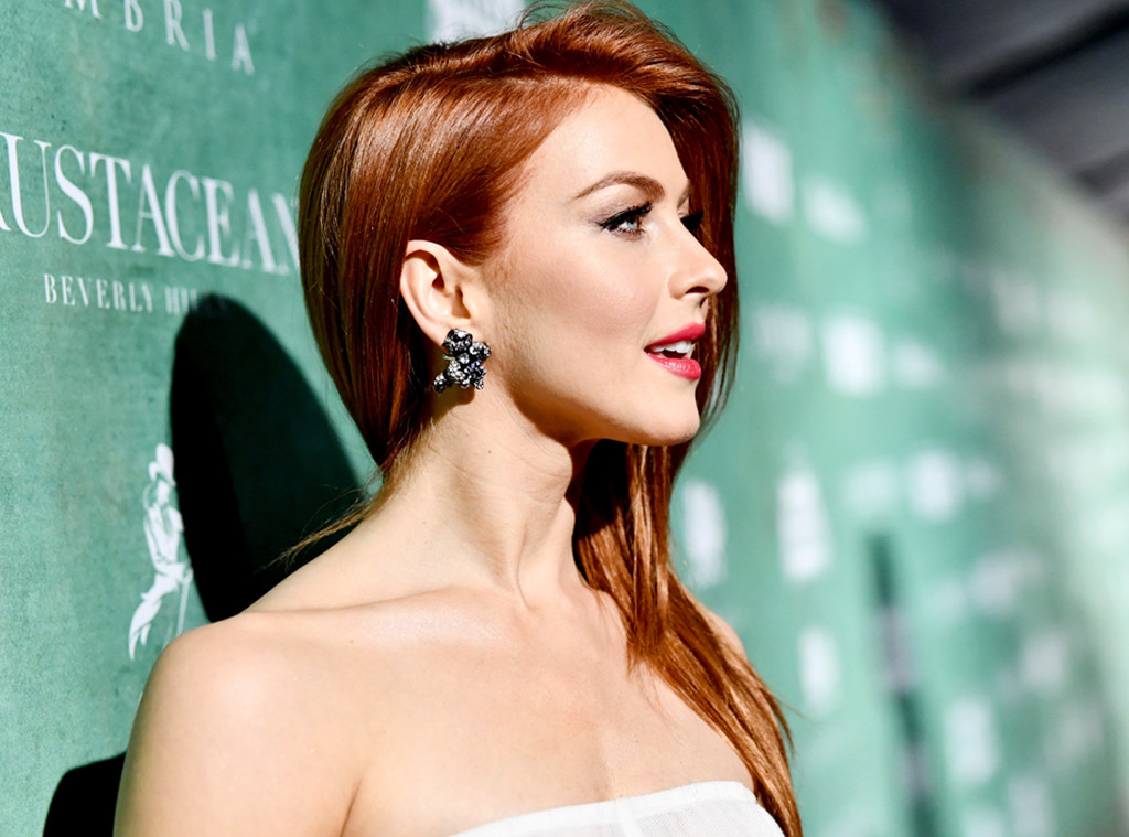 the real reason julianne hough dyed her hair red e news