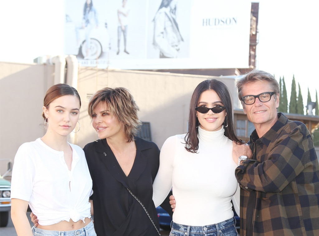 Hudson Jeans Billboard Unveiling from Party Pics: Hollywood