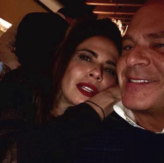 Luciana Gimenez, Marcelo de Carvalho