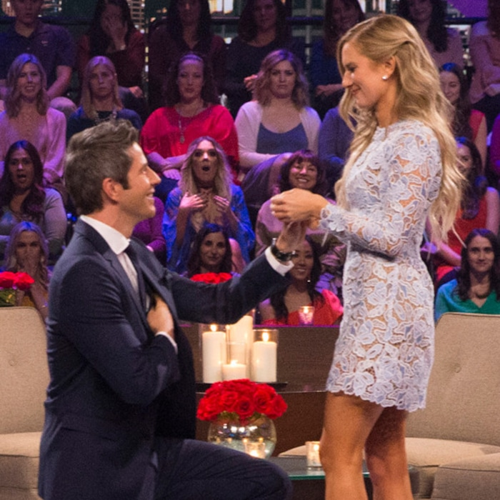 a52bbc4e9 How Arie Luyendyk Jr.'s Engagement Rings for Lauren Burnham and Becca  Kufrin Compare