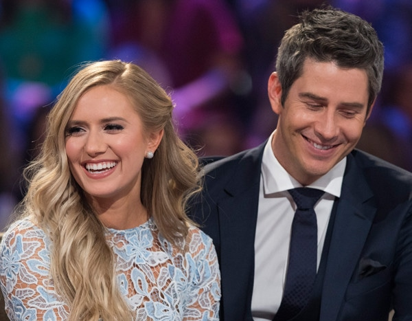 official photos 11a3f f2a39 Arie Luyendyk Jr. and Lauren Burnham Are Heavily Pushing for a TV  Wedding  E! News
