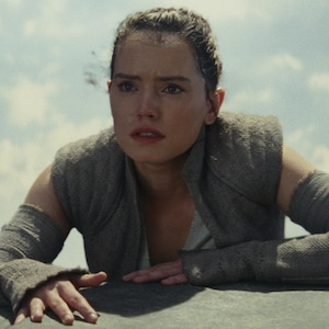 Daisy Ridley, Star Wars the Last Jedi