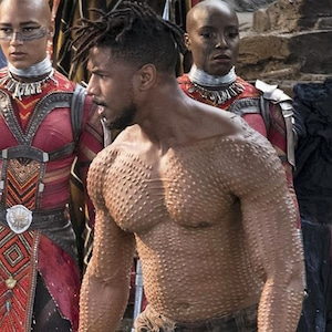 Michael B. Jordan, Black Panther