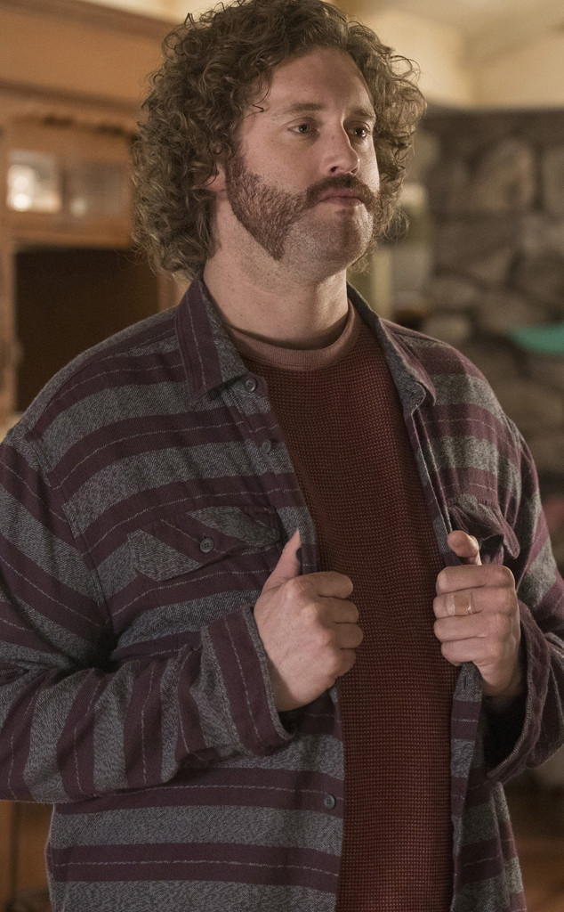Silicon Valley, T.J. Miller, TJ Miller
